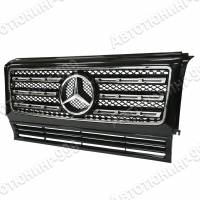 Решетка AMG Mercedes G-klass (W 463) стиль 2018 в Пензе