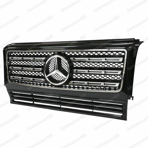 Решетка AMG Mercedes G-klass (W 463) стиль 2018